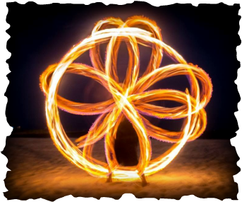 Fire Poi Pattern